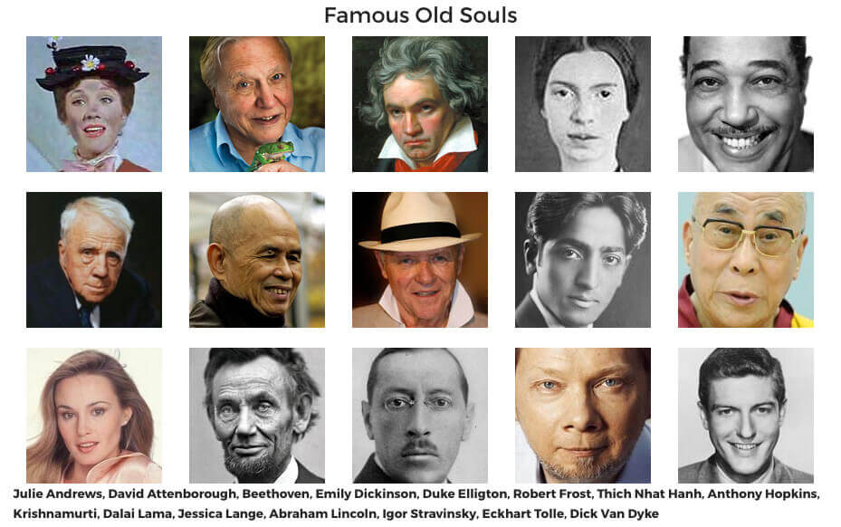 famous old souls